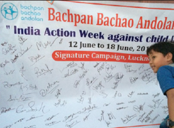 India Action Week Against Child Labour