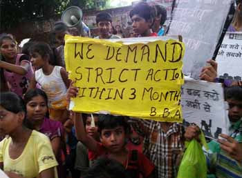 Bengaluru is India's child trafficking capital