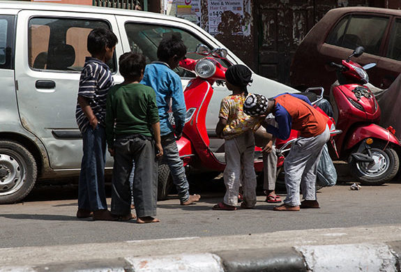 Three Children Rescued from Mumbai and Rajasthan